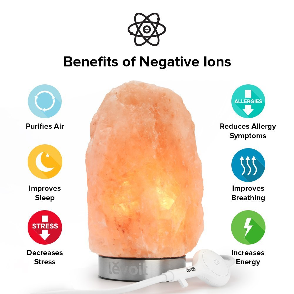 how does a himalayan salt l work himalayan salt lamp health benefits of health 410