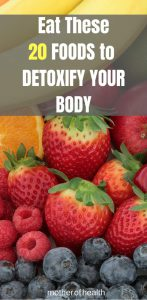 Best foods to detoxify your body
