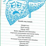 how to detox the liver