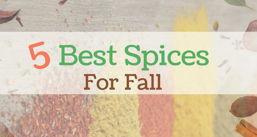 spices for fall