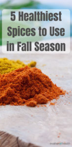 fall spices