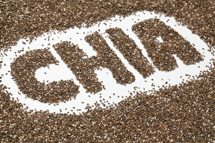 the health benefits of chia seed
