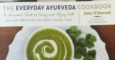 the everyday ayurveda cookbook