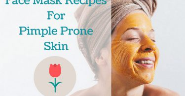 DIY face mask recipes for acne