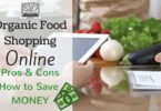 organic food shopping online