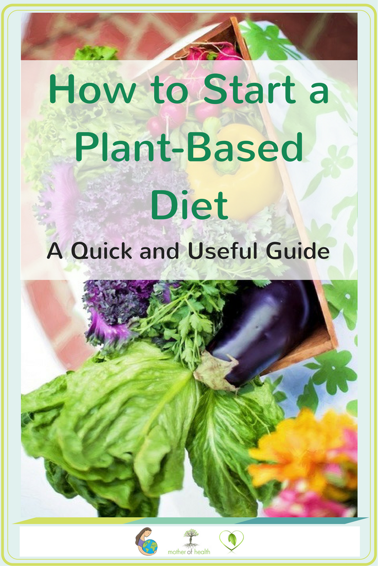 how to start a plant-based diet