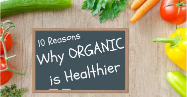 why organic food is healthier