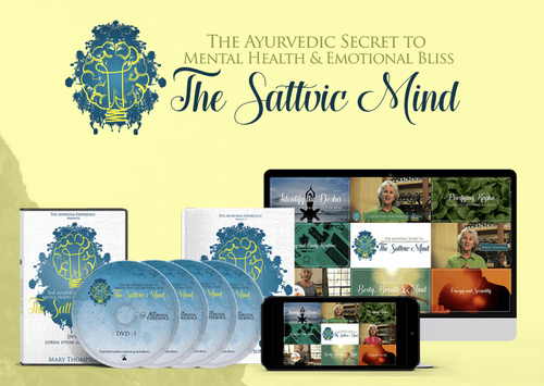 the sattvic mind