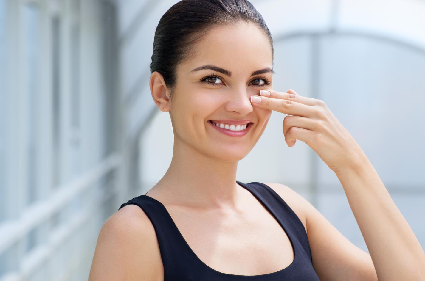 remove bags under your eyes