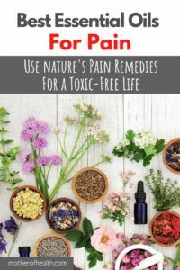 best essential oils for pain