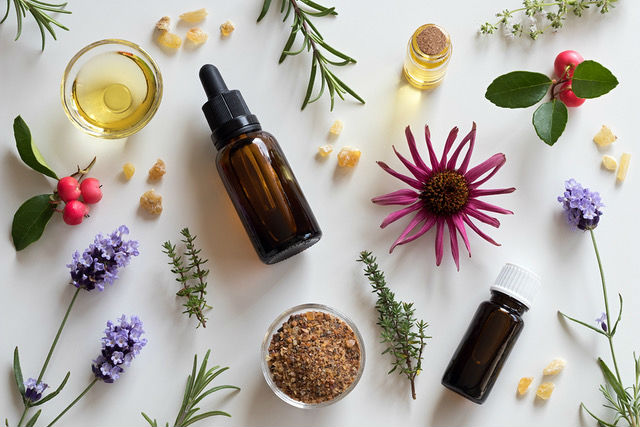 essential oils for pain