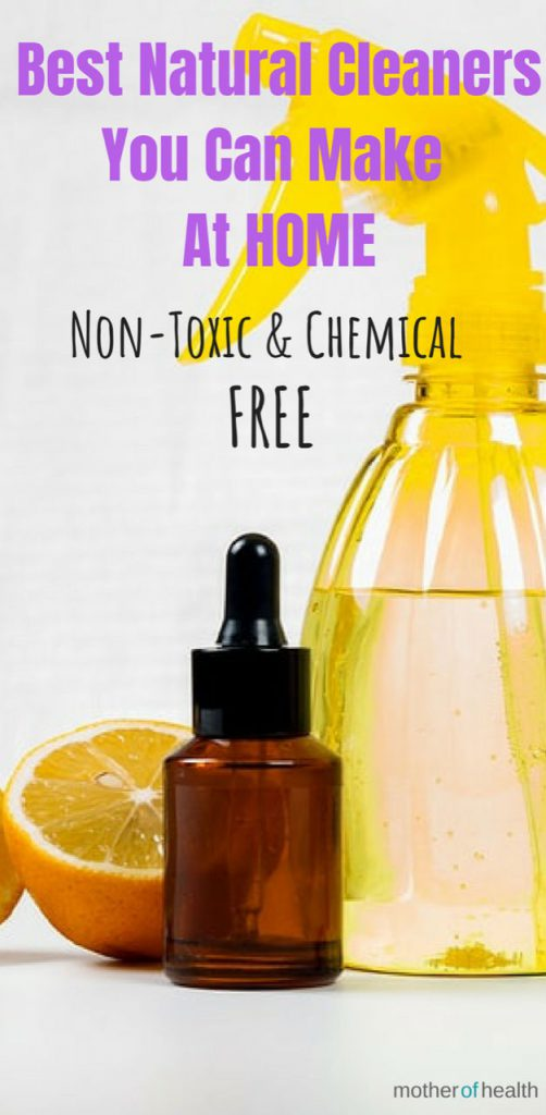 best natural cleaners