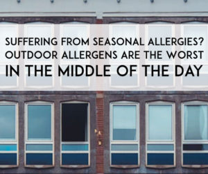 natural remedies for spring allergies