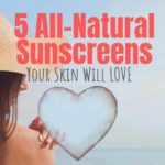 all natural sunscreens
