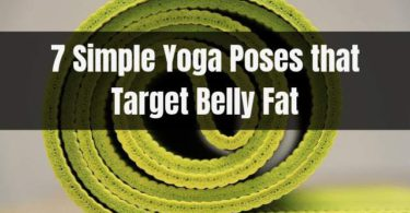 yoga poses that target belly fat