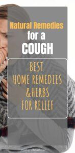 natural remedies for a cough
