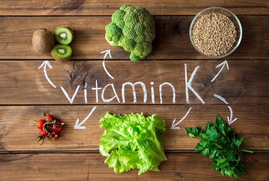 food sources of vitamin k