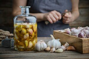 the health benefits of raw garlic