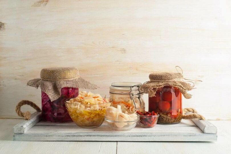 ways to preserve fruits and vegetables