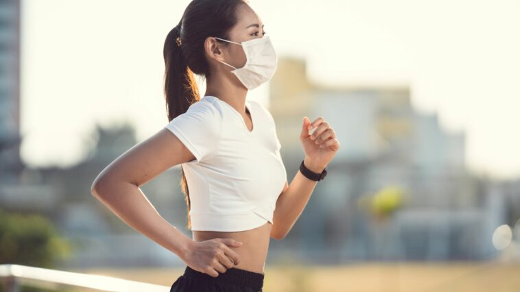 face mask exercise, Why it could be dangerous to exercise with a face mask on