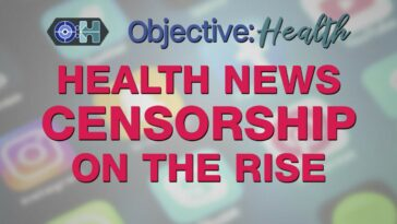 health news censorship on the rise